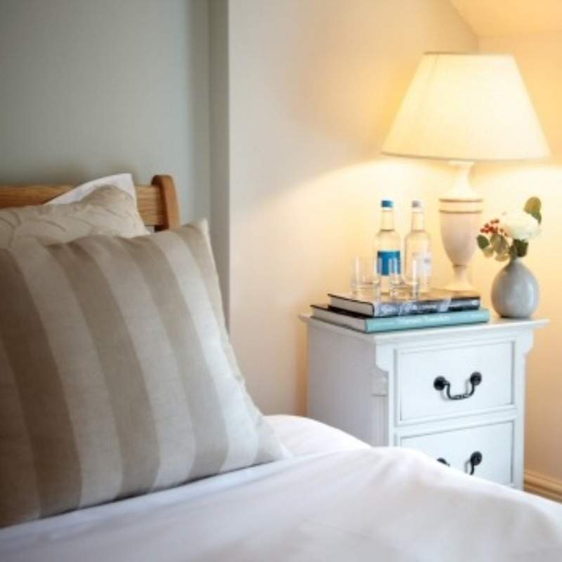Rooms bedside table