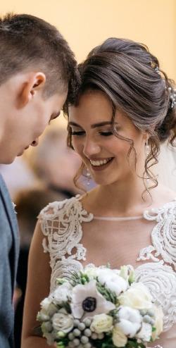 Weddings couple