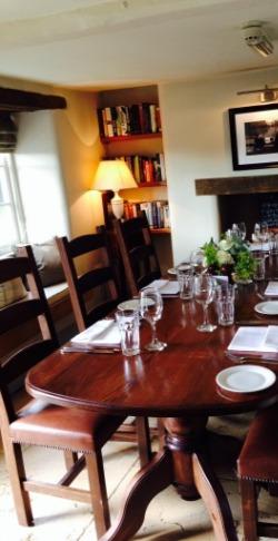 Weddings table setting