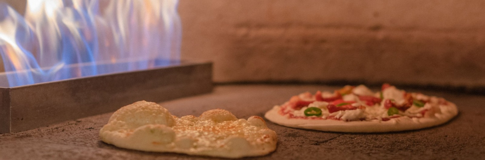 Pizza menu tomatoes